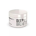 DEEP BRUNETTE TREATMENT - Maska na hnědé vlasy  - 200 ml