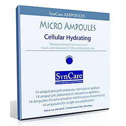 Micro Ampoules Cellular Hydrating - kůra na 28 dnů - 21 ml