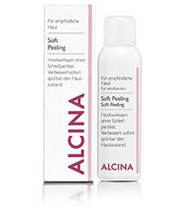 Tip z pleťové kosmetiky Alcina