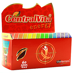 CentralVita® Energy - 60 tablet