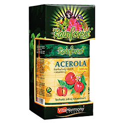 Acerola & Vitamin C - 90 tablet