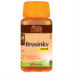 My Country - Brusinky 7.700 mg - 50 tablet