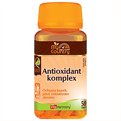 My Country - Antioxidant komplex - 50 tablet