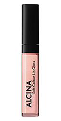 Lesk na rty - Soft Colour Lip Gloss - 010 Satin - 1 ks