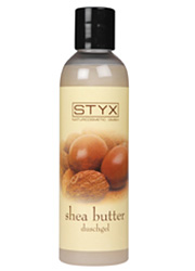 Shea butter Sprchový gel - 200 ml
