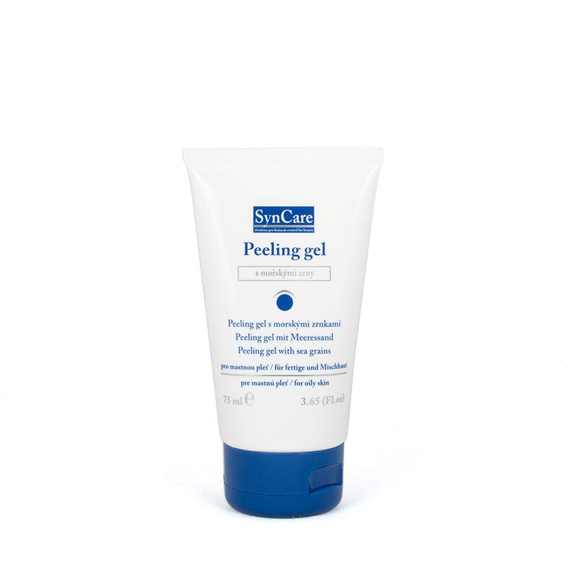 Syncare Peeling gel pro mastnou pleť