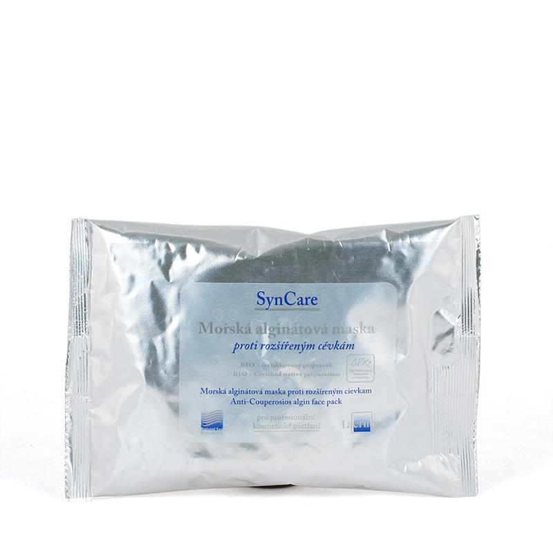 Syncare Mořská alginátová maska proti rozšířeným cévkám BIO CPK