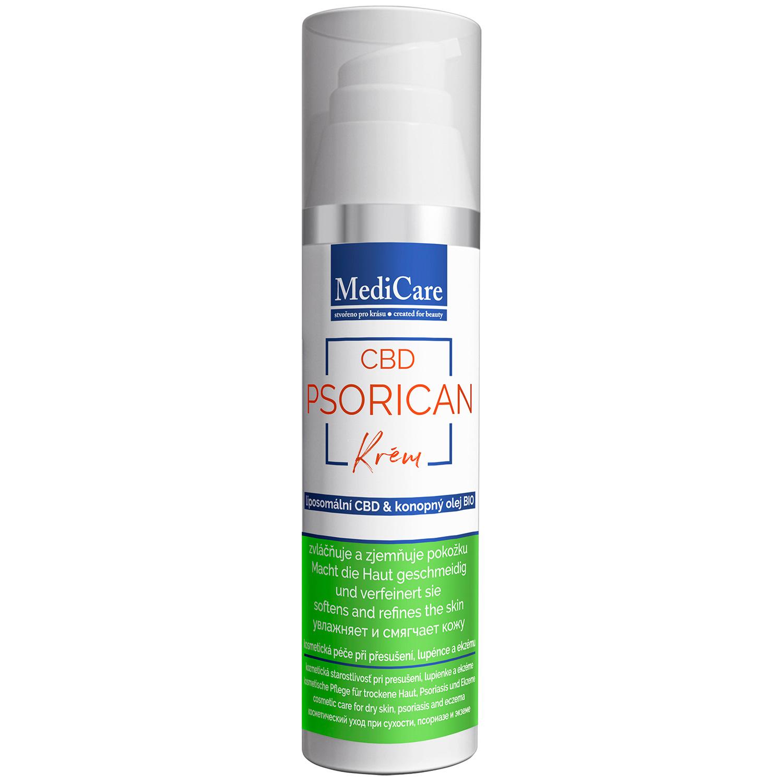 Syncare PSORICAN - Krém s BIO konopným olejem