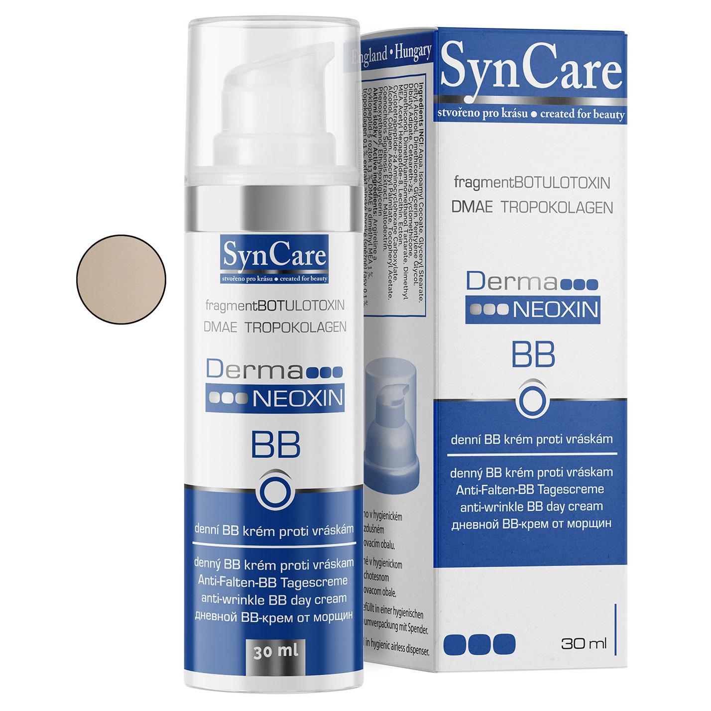 Syncare DermaBOTEXIN BB denní krém 18%