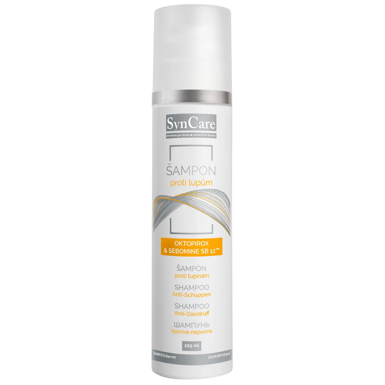 Syncare SHAMPOOderm šampon s přísadou proti lupům