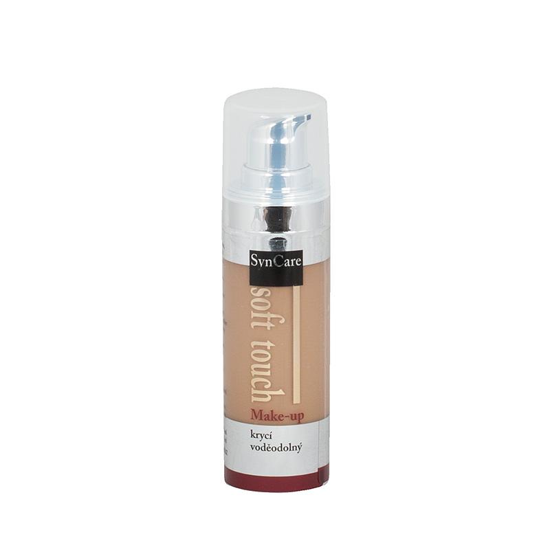 Syncare SoftTouch - krycí voděodolný make-up - odstín 401