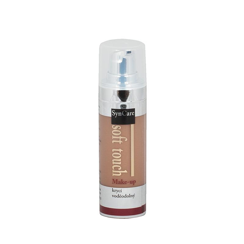 Syncare SoftTouch - krycí voděodolný make-up - odstín 402