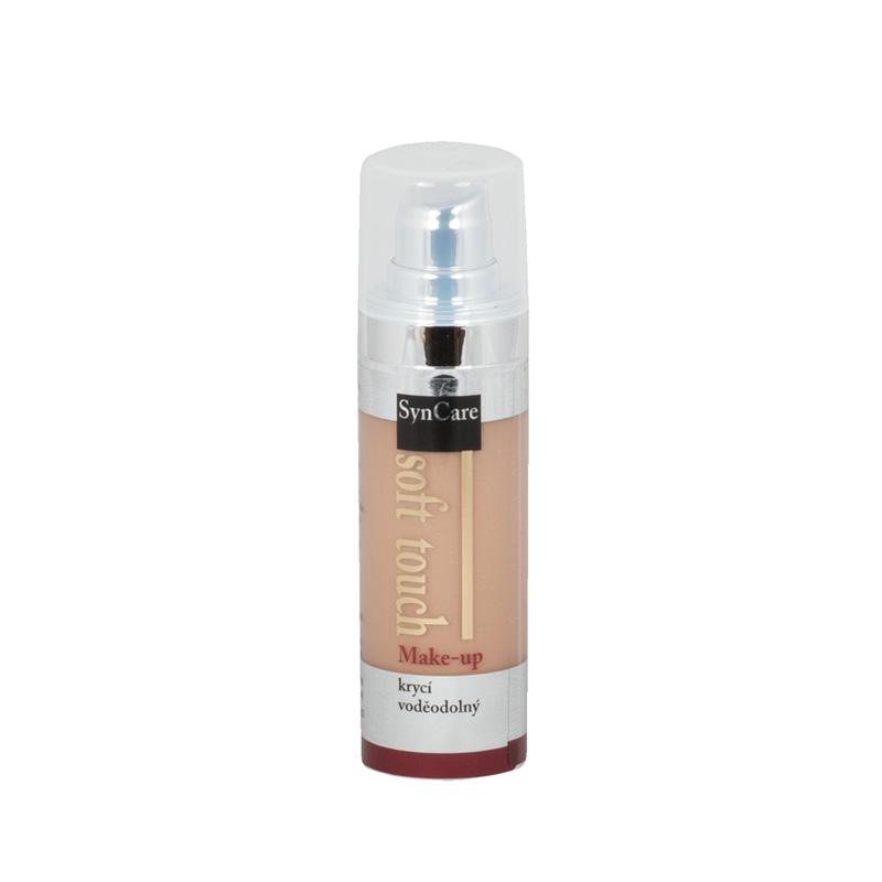 Syncare SoftTouch - krycí voděodolný make-up - odstín 406