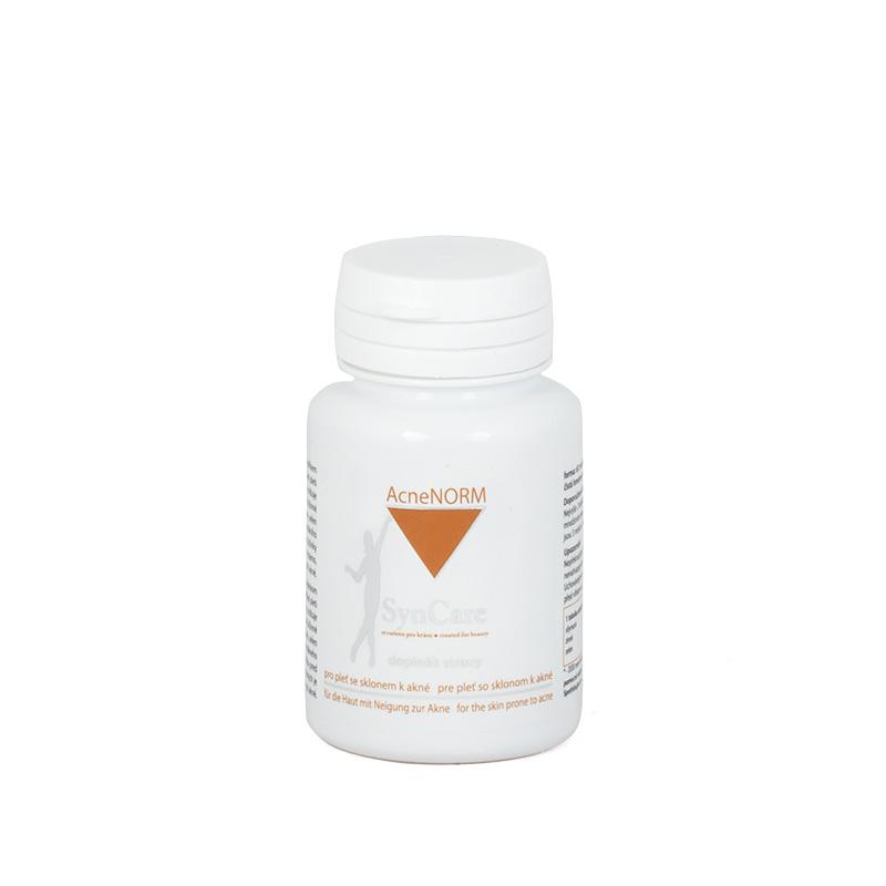 Syncare AcneNORM tobolky pro výživu kůže se sklonem k akné