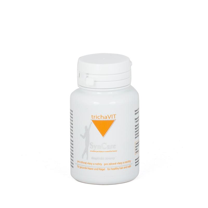 Syncare TrichaVit - doplněk stravy pro zdravé vlasy a nehty