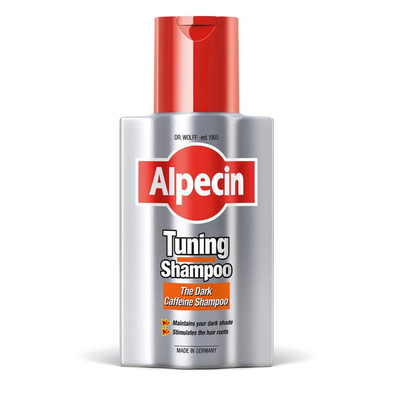 Alpecin Kofeinový šampon na první šedé vlasy - Alpecin Tuning Shampoo