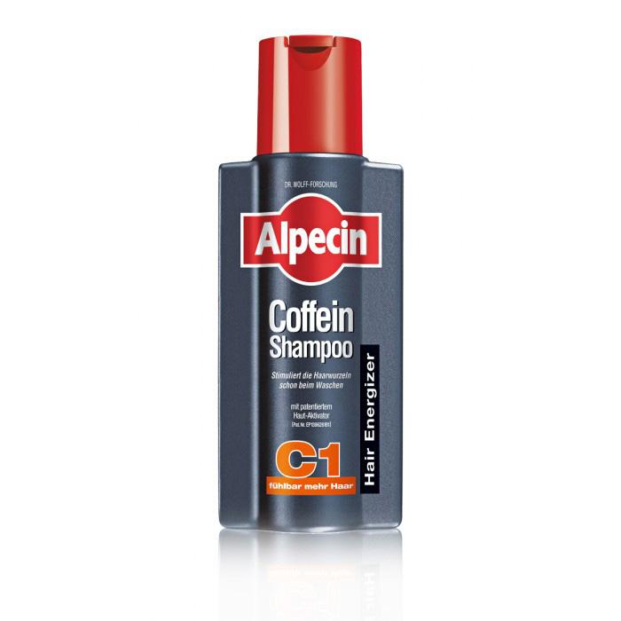 Alpecin Kofeinový šampon pro znatelně více vlasů - Alpecin C1