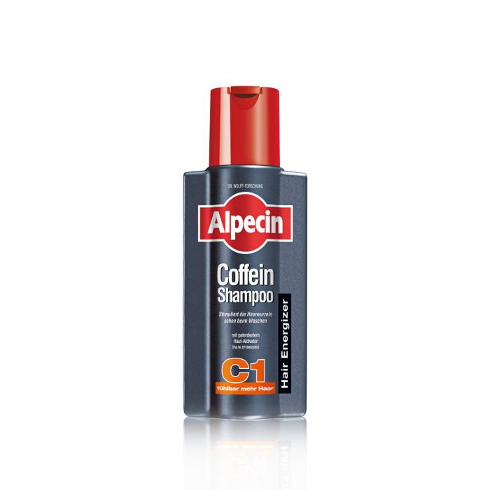 Alpecin Kofeinový šampon pro znatelně více vlasů - Alpecin C1 - cestovní balení
