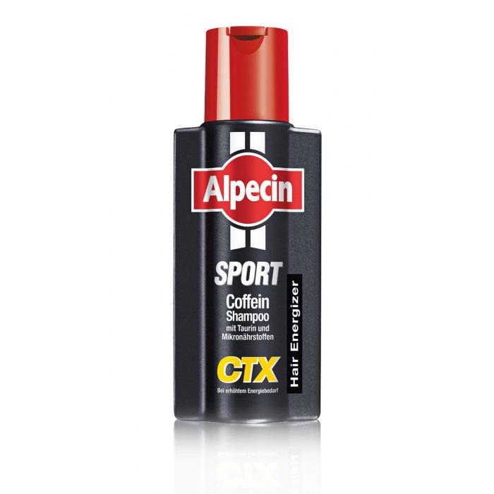 Alpecin Kofeinový šampon CTX - Alpecin Sport