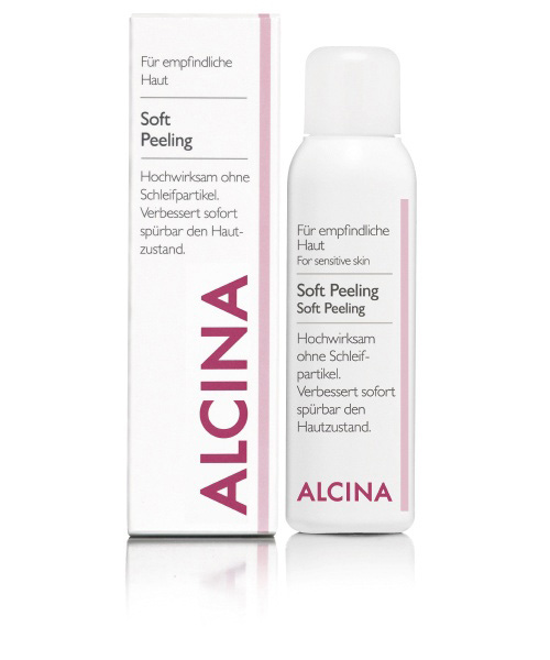 ALCINA Soft peeling pro citlivou pleť