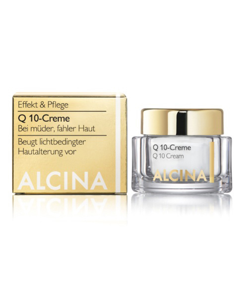 Alcina Krém Q10