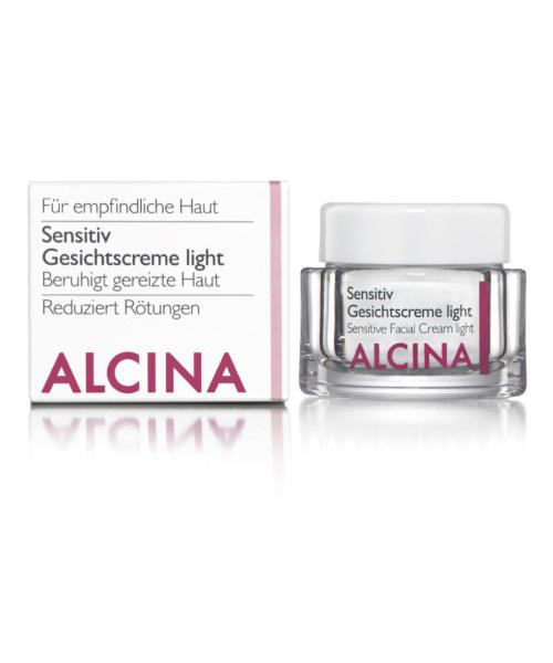 Alcina Sensitiv krém light
