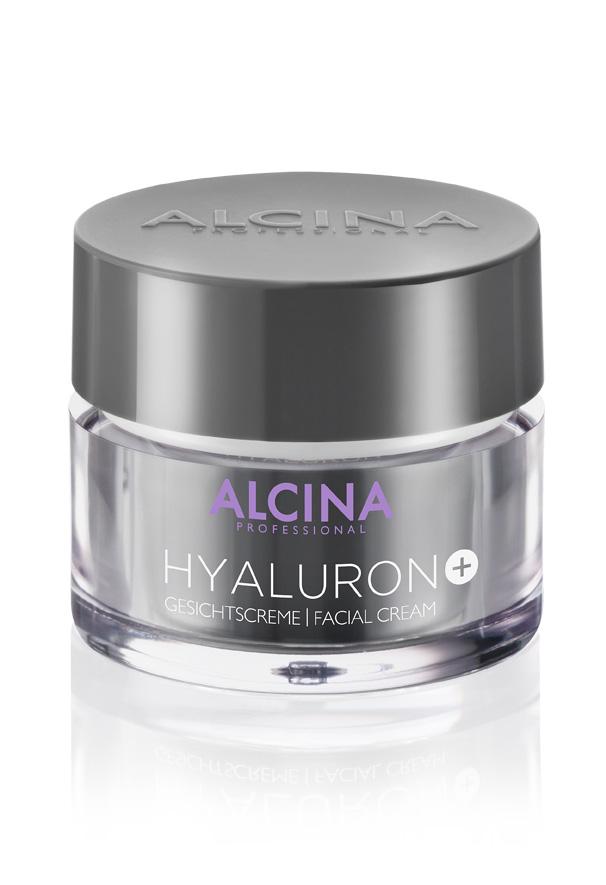 Alcina Hyaluron+ Pleťový krém