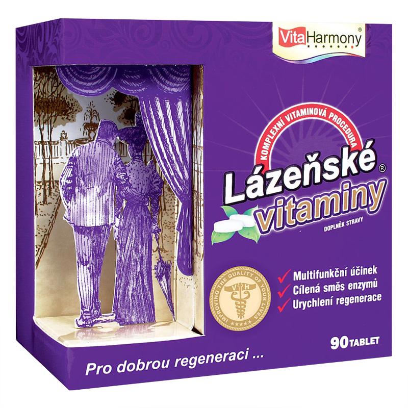 Vitaharmony Lázeňské vitaminy