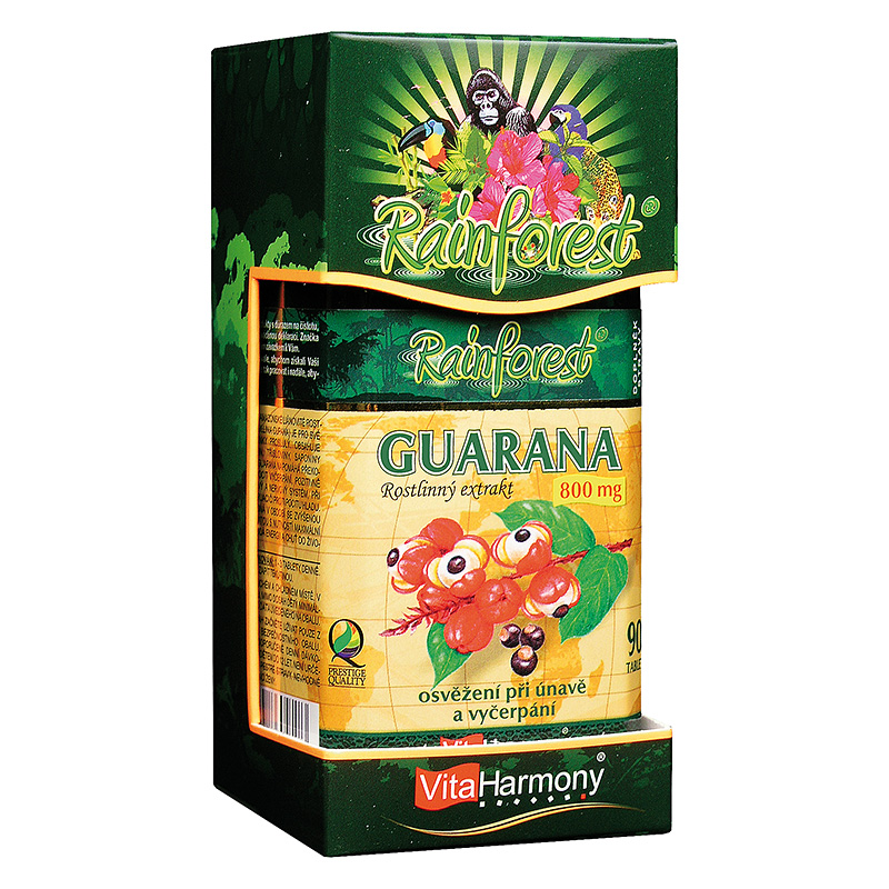 Vitaharmony Guarana 800 mg