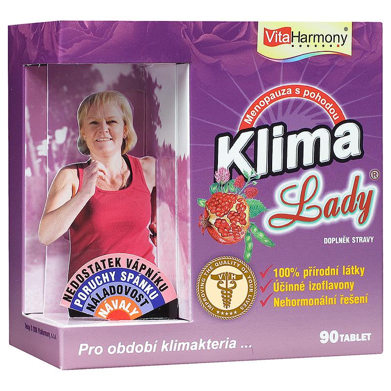 Vitaharmony KlimaLady® - pro období klimakteria