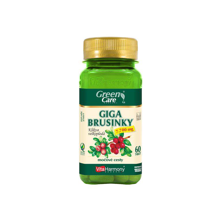 Vitaharmony Giga Brusinky 7.700 mg