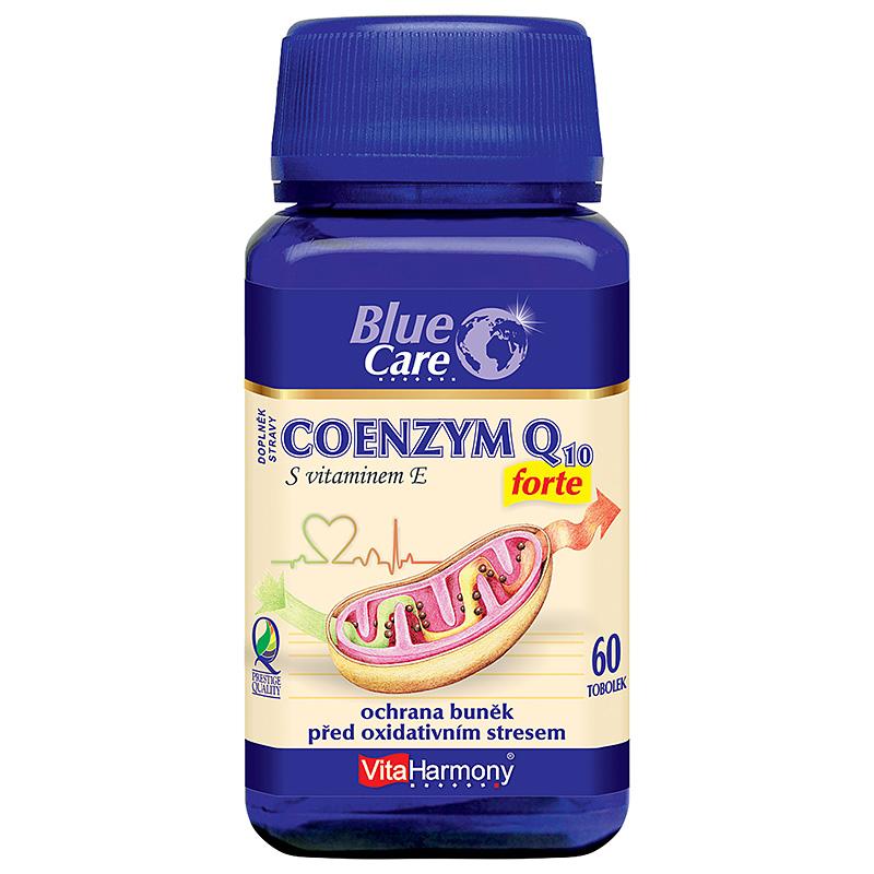 Vitaharmony Coenzym Q10 Forte + Vitamin E