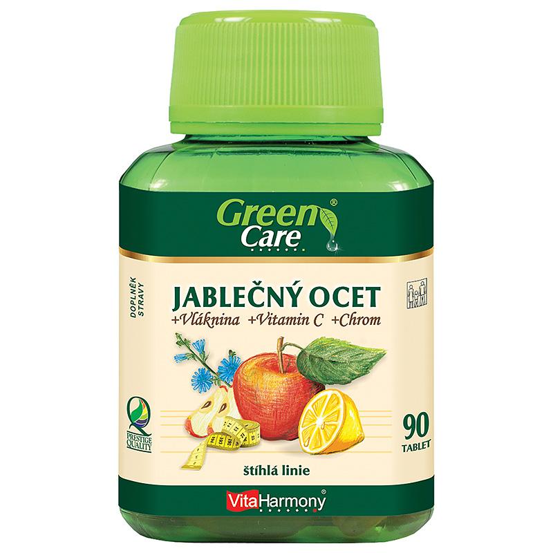 Vitaharmony Jablečný ocet + Vláknina + Chróm + Vitamin C