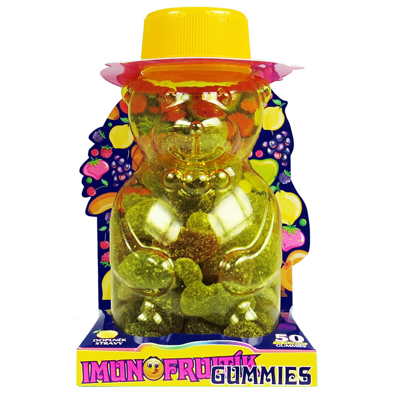 Vitaharmony ImunoFruitík Gummies - 50+5 gummies