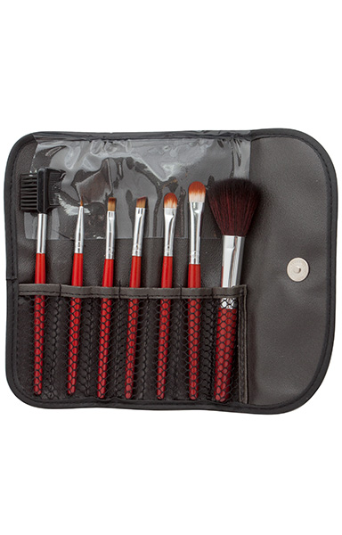 Profi make-up set - 7 ks kosmetických štětců