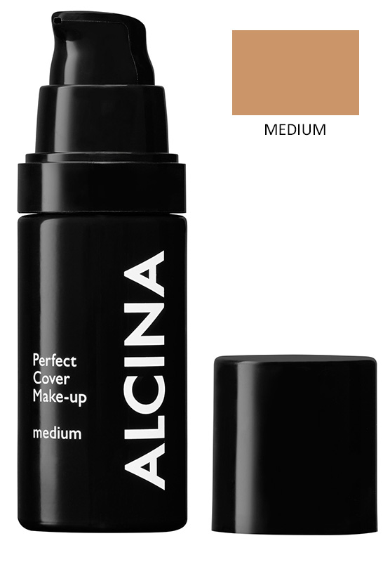 Alcina Krycí make-up - Perfect Cover Make-up - medium