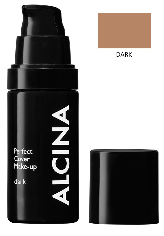 Alcina Krycí make-up - Perfect Cover Make-up - dark