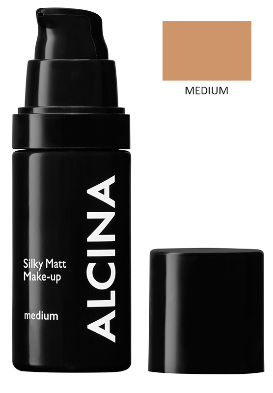 Alcina Matující make-up - Silky Matt Make-up - medium