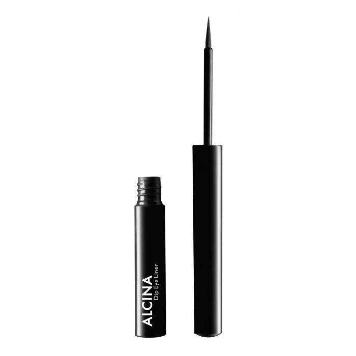 Alcina Intenzivní linky na oči - Dip Eye Liner Black