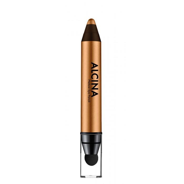Alcina Oční stíny v tužce - Mellow Eye Pencil - Caramel