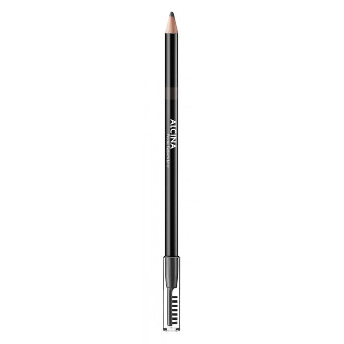 Alcina Oboustranná tužka na obočí - Precise Eyebrow Liner - Dark