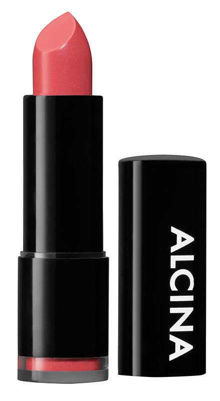 Alcina Tónovací rtěnka - Shiny Lipstick - 030 Coral