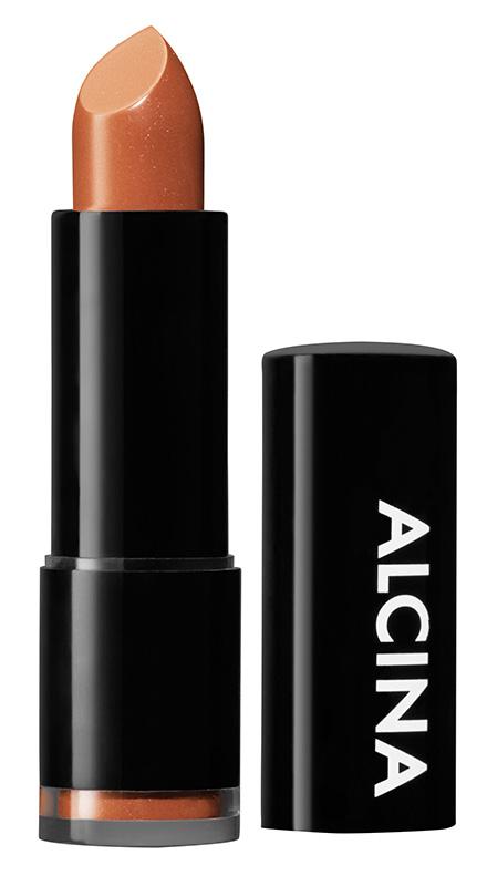 Alcina Tónovací rtěnka - Shiny Lipstick - 040 Copper