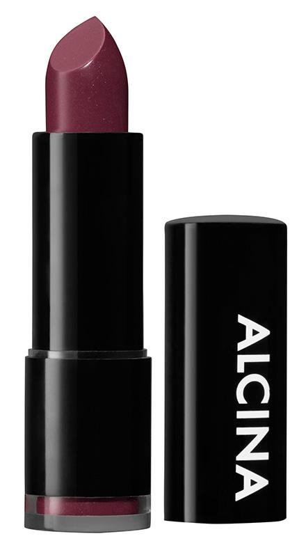 Alcina Tónovací rtěnka - Shiny Lipstick - 050 Berry