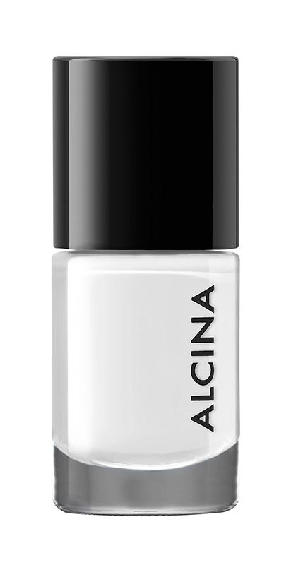 Alcina Lak na nehty - Ultimate Nail Colour - 050 Natural White