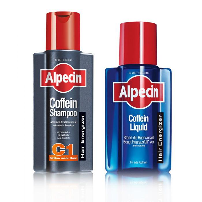 Alpecin Balíček - Alpecin Shampoo C1 + Alpecin Liquid