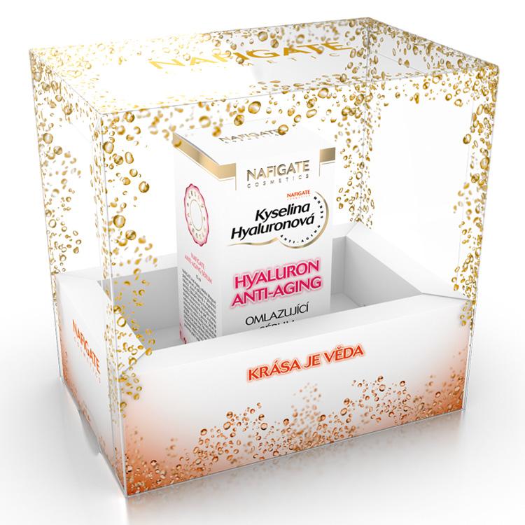 Nafigate Hyaluron Anti-Aging sérum - Vánoční balíček