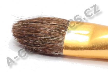 detail vlasu Štětec na oční stíny střední 15006