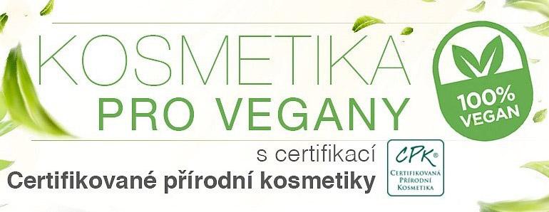 Vegani - kosmetika